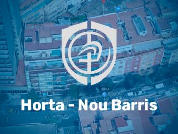 Centro Krav en Horta, Nou Barris en Barcelona