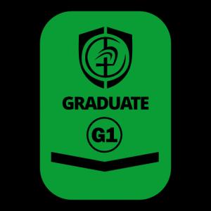 Curso técnicas de defensa personal Krav Maga - Cinturón verde G1