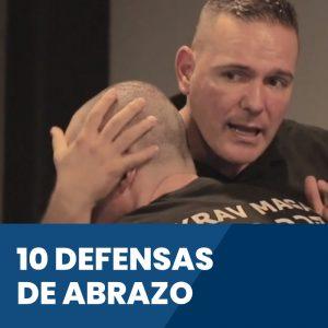 10 defensas de abrazo