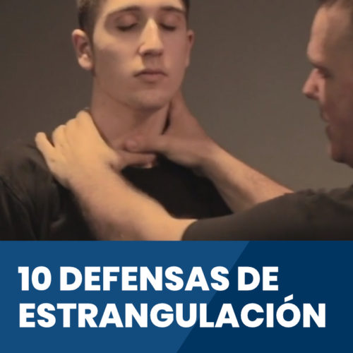 10 defensas de estrangulación