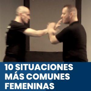 10 situaciones más comunes femeninas