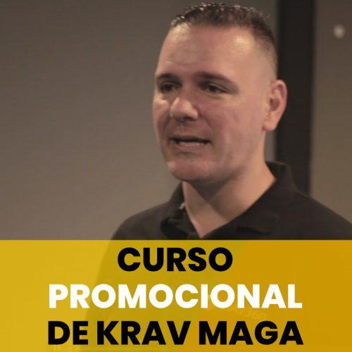 Curso promocional Krav Maga
