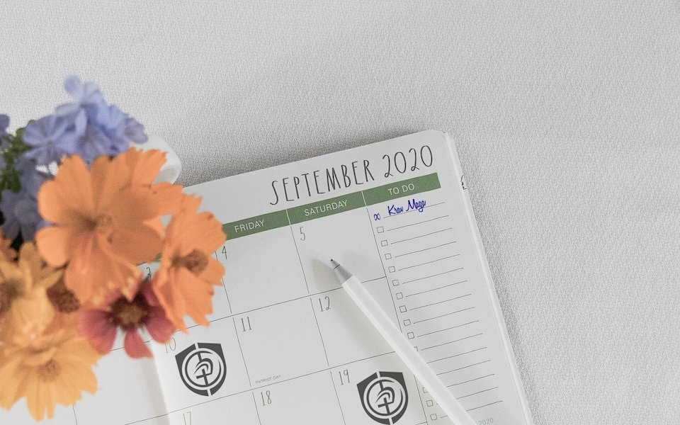 Añade el Krav Maga a tu calendario