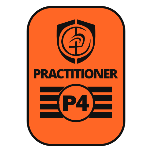 Curso técnicas de defensa personal Krav Maga - Cinturón naranja P4