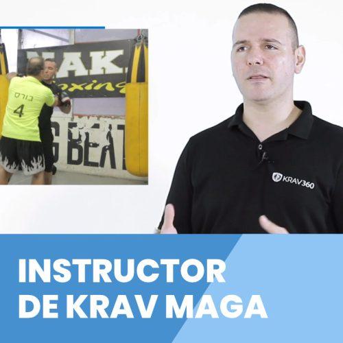 Curso de Instructor de Krav Maga