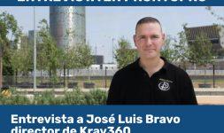 Entrevista a José Luis Bravo director de Krav360