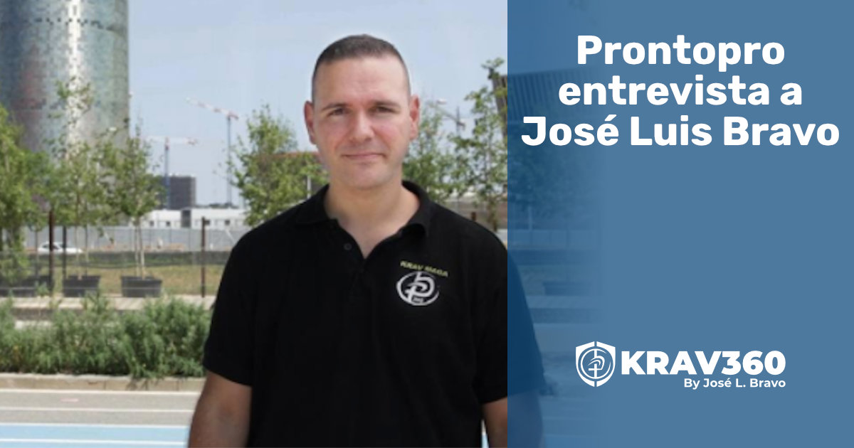 Prontopro entrevista a José Luís Bravo