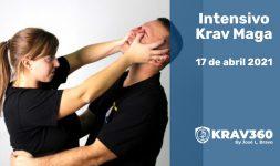Nuevo intensivo Krav Maga el 17 de abril 2021