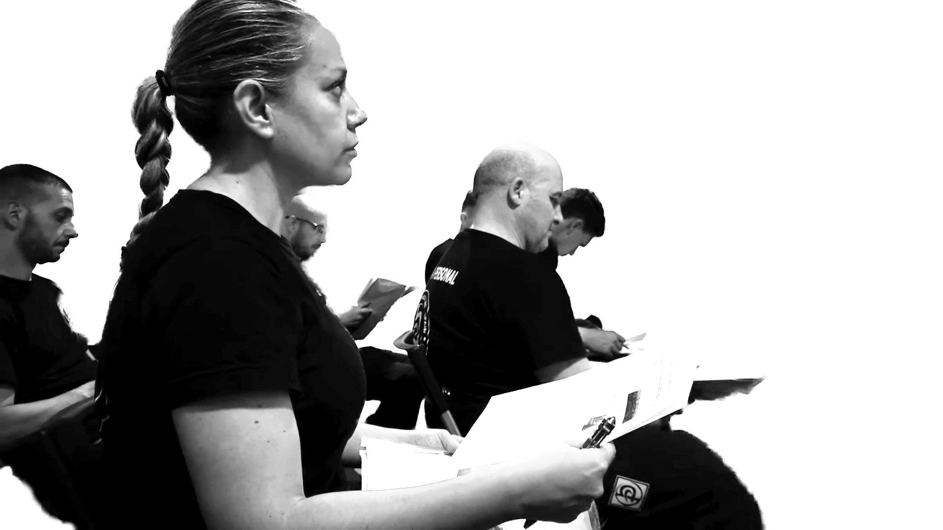 Clase de instructores de Krav Maga en Krav360